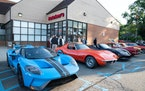 A weekly gathering in Birmingham, Mich., attracts auto designers' favorite examples of their craft.