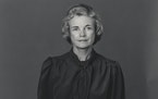 Sandra Day O'Connor was the first female Supreme Court justice.