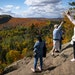 Visitors flocked last year to Oberg Mountain in Tofte, Minn., to get a glimpse of fall foliage. For more good viewing spots, check out Sunday's Trav