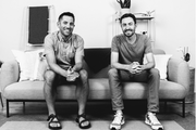 Ryan Broshar, left, and Natty Zola of Matchstick Ventures