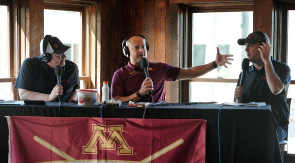 Gophers name Justin Gaard as radio voice for women's basketball