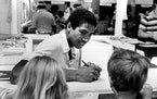 If Mychal Thompson was signing autographs at the State Fair in 2021 instead of 1978, he could have made money off the exercise.