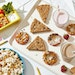 Back-to-school snack recipes and tips that encourage healthy eating habits. MUST CREDIT: Photo by Tom McCorkle for The Washington Post.