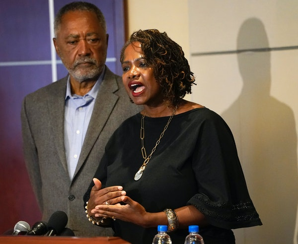 Minneapolis residents Don and Sondra Samuels, along with Bruce Dachis, filed the legal challenge, arguing the ballot question's phrasing was mislead