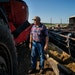 Tom Pyfferoen has around 200 head of cattle on his Pine Island, Minn., farm.