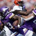 Vikings running back Dalvin Cook says he'll have a renewed focus on ball security after his overtime fumble against the Bengals on Sunday.