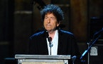 Bob Dylan /  Photo by Vince Bucci/Invision/AP