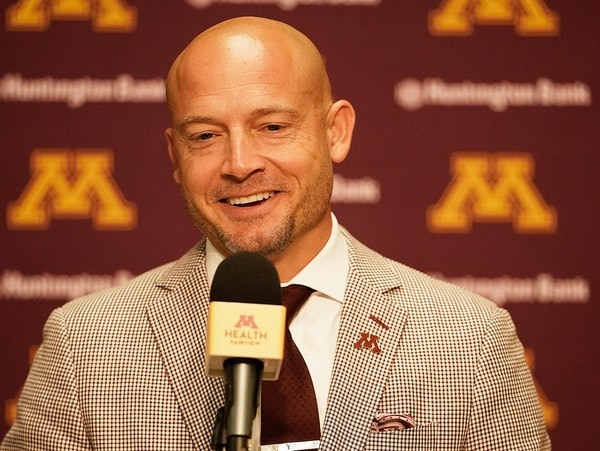 Gophers coach P.J. Fleck is on the speculative lists of candidates of several national college football writers to replace Clay Helton at USC.