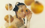 Michelle Zauner of Japanese Breakfast, which plays at First Avenue on Sunday.Peter Ash Lee