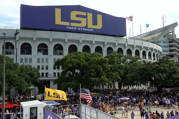 LSU's Tiger Stadium