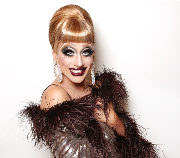 """A past """"RuPaul's Drag Race"""" winner and self-professed """"clown in a gown,"""" Bianca Del Rio's new tour is aptly titled """"Unsanitized."""""""