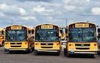 Find new ways to transport school kids
