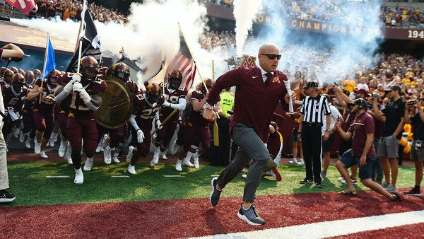 What's really behind the P.J. Fleck talk and rumors? Here's the deal