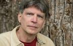 Richard Powers photo by Dean D. Dixon
