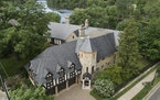 'Castle-like' Isles Tudor built for Cream of Wheat family lists for $3.7 million