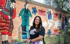 Marisa Miakonda Cummings, President and CEO Minnesota Indian Women's Resource Center         ] GLEN STUBBE • glen.stubbe@startribune.com   Monday,