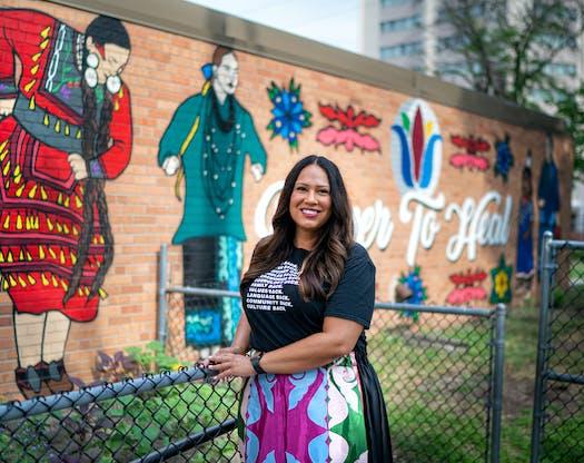 Inspired Conversations: Marisa Miakonda Cummings, president of the Minnesota Indian Women's Resource Center