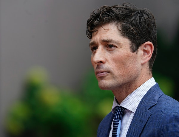 Minneapolis Mayor Jacob Frey's approval showed a marked decline from the 50% favorable opinion the mayor received in a similar poll from August 2020