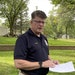 Minneapolis Police Department spokesman Officer Garrett Parten discusses last weeked's gun violence that left several injured.