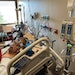 Truck driver Joe Gammon has been receiving ECMO therapy at Ascension Saint Thomas Hospital in Nashville, Tennessee, since mid-August, allowing his blo