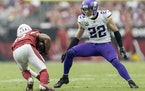 Safety Harrison Smith, one of the highest paid players on the Vikings.