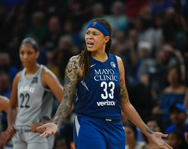 Superstar, advocate, mentor: How Seimone Augustus found her voice with the Lynx