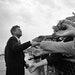 President John F. Kennedy signed legislation creating the Peace Corps 60 years ago, on Sept. 22. Above, he is greeted by supporters as he arrives to i