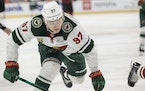Kirill Kaprizov was the first Wild player to be named the NHL's top rookie.