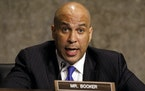"""""""It was clear that we were not making the progress that we needed to make,"""" Sen. Cory Booker, D-N.J., told reporters."""