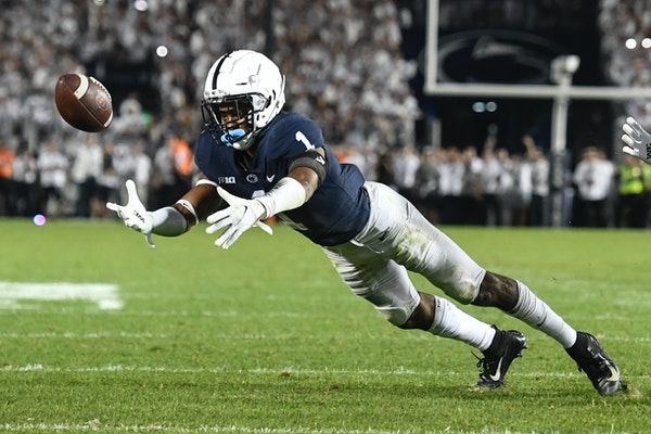 Big Ten Power rankings: Penn State moves to No. 1