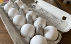 Minnesota's attorney general is suing the state's largest egg producer for price gouging from activity in the early days of the pandemic. The comp
