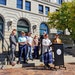 Duluth City Council President Renee Van Nett and several other city leaders presented a new budget plan Thursday that would see major increases in pub