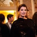Linda Evangelista at a gala in New York on Sept. 5, 2014.
