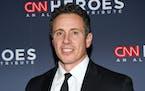 CNN anchor Chris Cuomo.