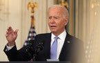President Joe Biden about the COVID-19 response and vaccinations, at the White House in Washington on Friday, Sept. 24, 2021.
