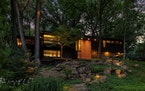 Midcentury 'treehouse' home modern, yet timeless drops for a cool $1 million