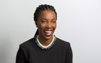 Ethelind Kaba, executive director of Ann Bancroft Foundation