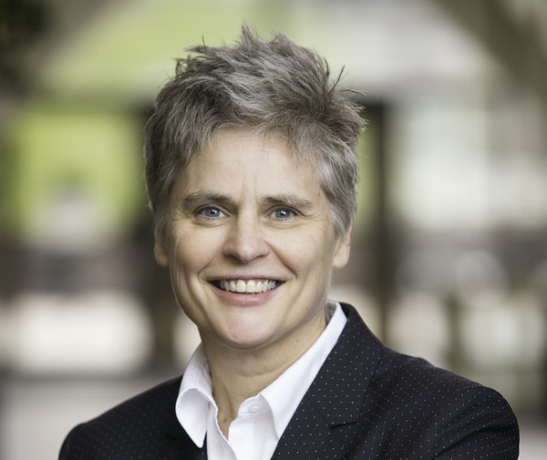 Former Hennepin County Chief Public Defender Mary Moriarty