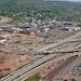 I-35 traffic through the Twin Ports Interchange in Duluth will shift to two lanes in each direction through the remainder of the $343 million project,
