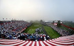 Hazeltine played host to the 2016 Ryder Cup.