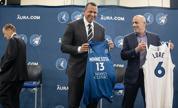 Souhan: New owners have wild ideas — like turning Wolves into winners
