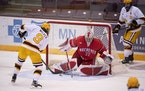 Gophers forward Sammy Walker (9) is among the key players returning this season.
