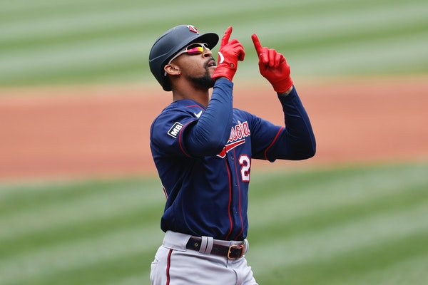 As Twins' season ends, Buxton 'pumped' about what he's done, what might be ahead
