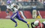 Vikings running back Dalvin Cook last played against Arizona in Week 2.