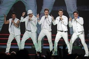 """New Kids on the Block's first """"mixtape tour"""" hit Xcel Energy Center in June 2019."""