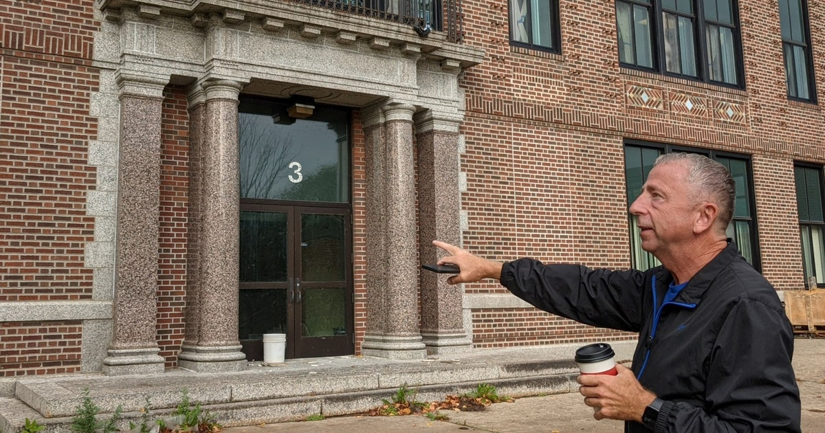 St. Cloud school transformed into City Hall, which will open in December