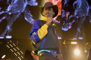 Lil Nas X performing at HOT 97 Summer Jam 2019 in East Rutherford, N.J.