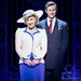 """Jeanna de Waal plays Diana and Roe Hartrampf is Charles in """"Diana the Musical,"""" which is available on Netflix now."""