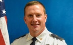 Big Lake Police Chief Matt Hayen