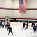 The U.S. women's national hockey team formally began preparations for the 2022 Winter Games on Tuesday at the Super Rink in Blaine.